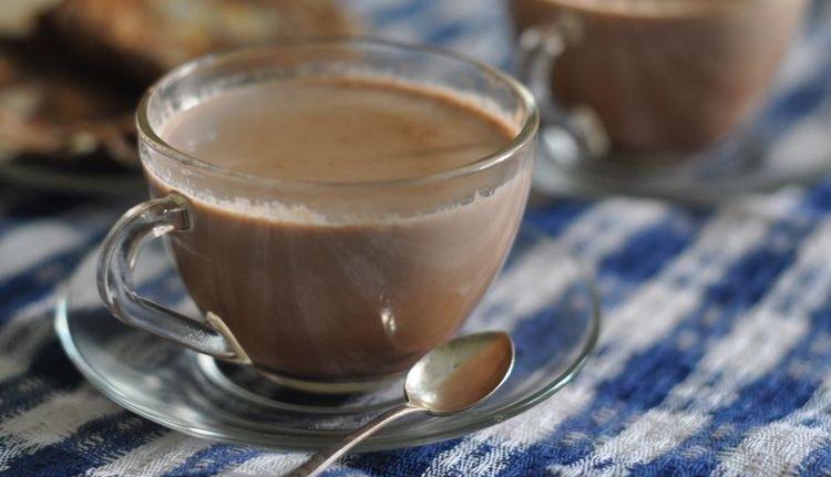 Какао Несквик имеет тоже высокую калорийность.
