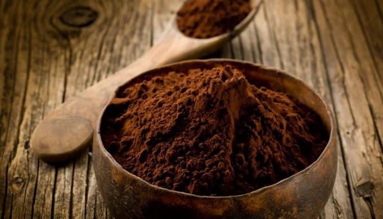 Узнайте, сколько калорий в какао-порошке.