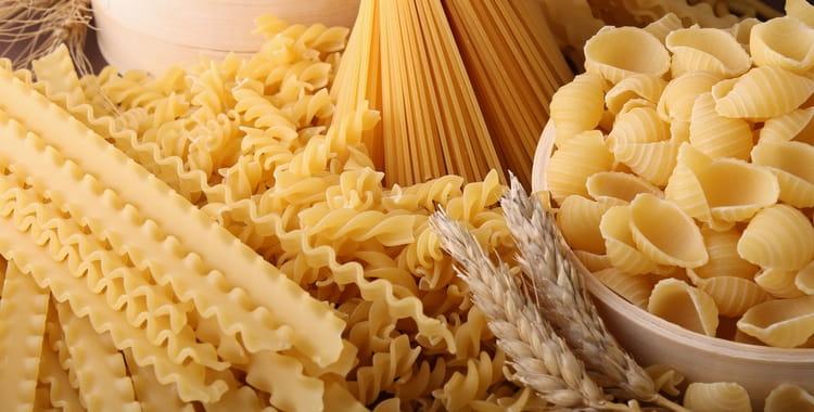 Сколько калорий в порции макарон с сыром