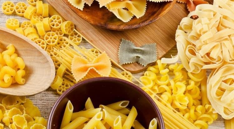 В состав макарон есть немало полезных веществ и витаминов.