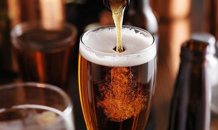 Калорийность литра пива зависит от его сорта.