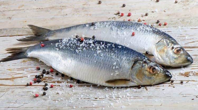 Калорийность селедки соленой без масла в принципе невысокая.