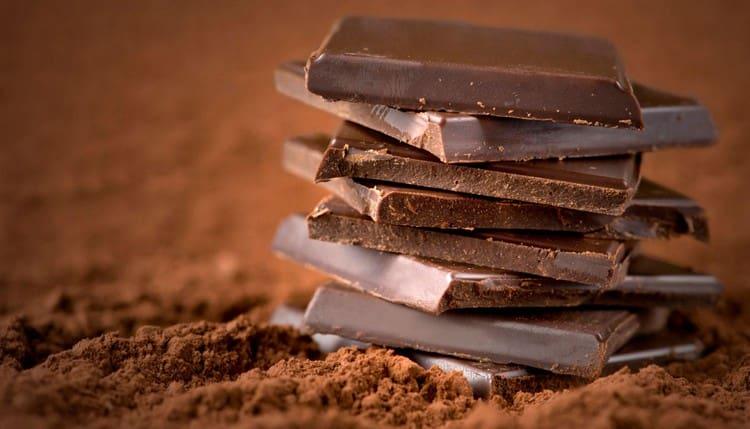 Узнайте все о калорийности шоколада Дав.