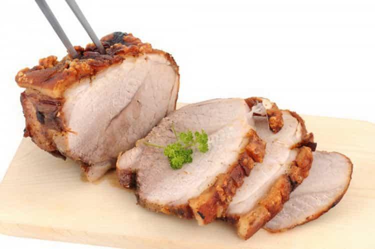 калорийность гуляш из свинины