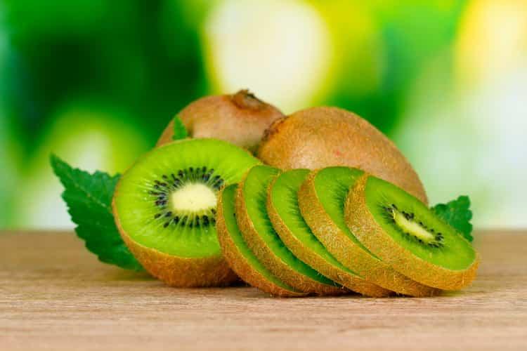 Киви: калорийность, белки, жиры, углеводы