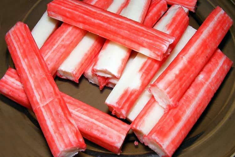 крабовые палочки состав и калорийность
