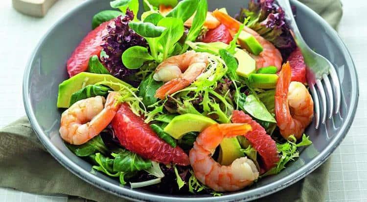 Калорийность креветок на 100 г продукта зависит от способа их приготовления и блюда, в составе которого они есть.