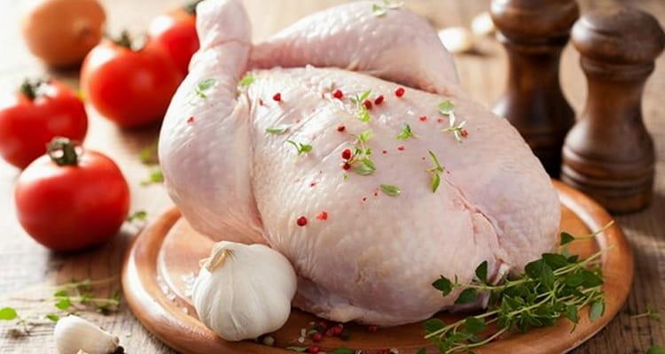 калорийность отварной курицы