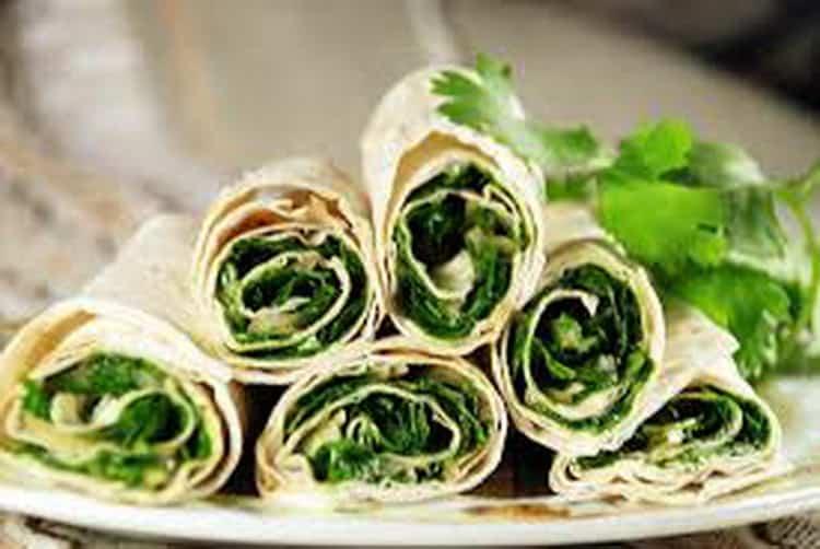 калорийность лаваша тонкого армянского