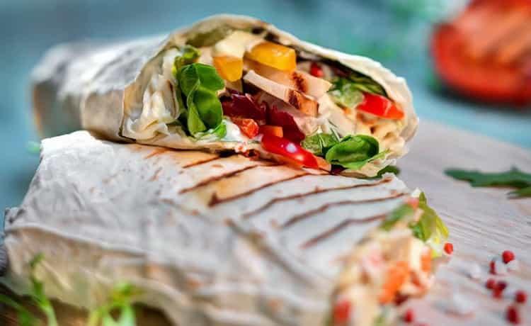 сколько калорий в армянском лаваше