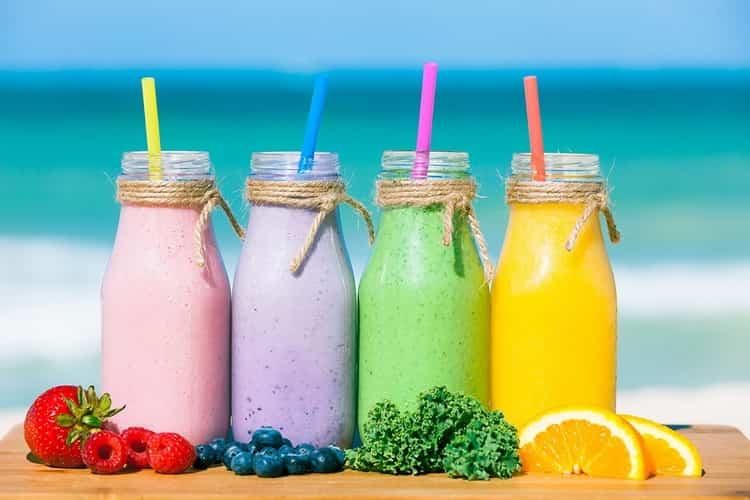 Рецепты смузи для похудения и очищения организма