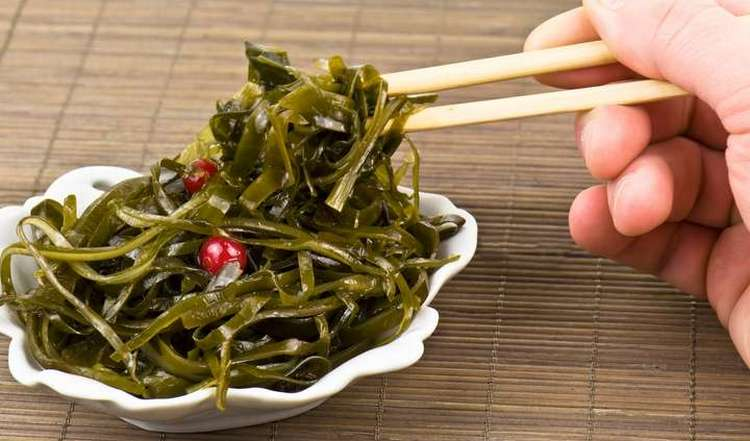 Калорийность морской капусты на 100 г продукта зависит от того, каким способом ее готовили.