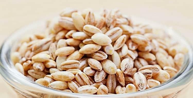 отварная перловка: калорийность на 100 грамм