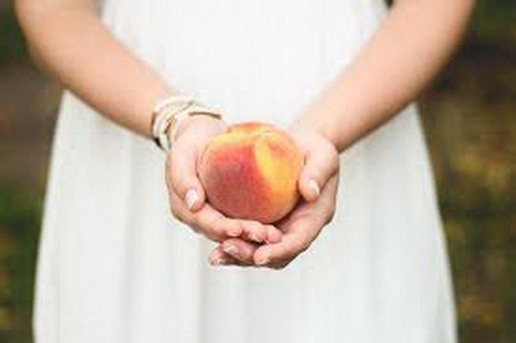 Какая калорийность персика в 1 шт
