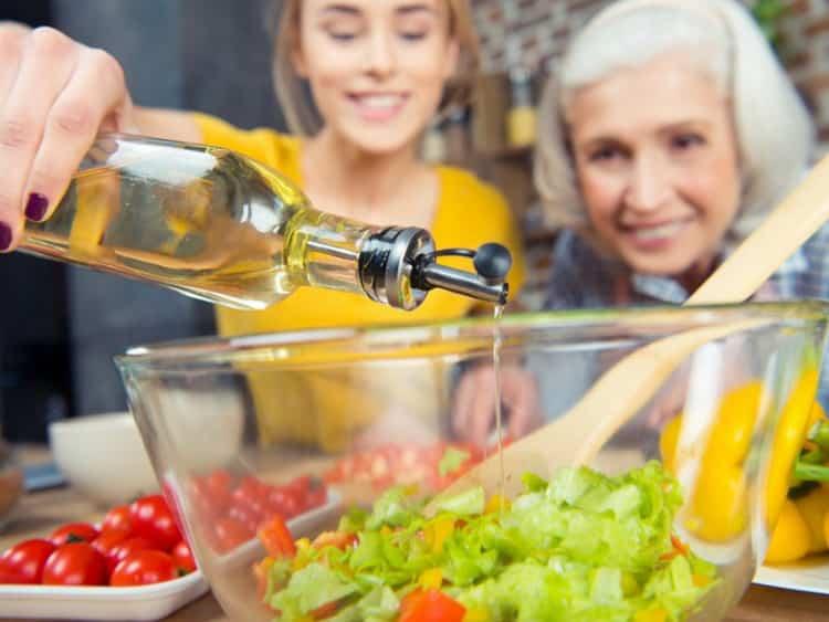 Какая калорийность растительного масла и как его употреблять