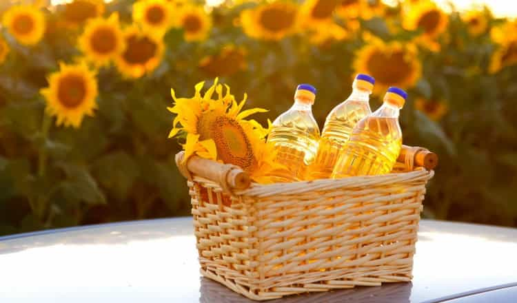 Растительное масло: калорийность, пищевая ценность