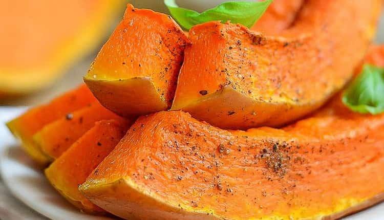 диетические блюда из тыквы для похудения рецепты
