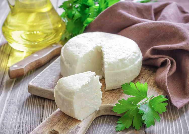 сыр адыгейский калорийность на 100 грамм
