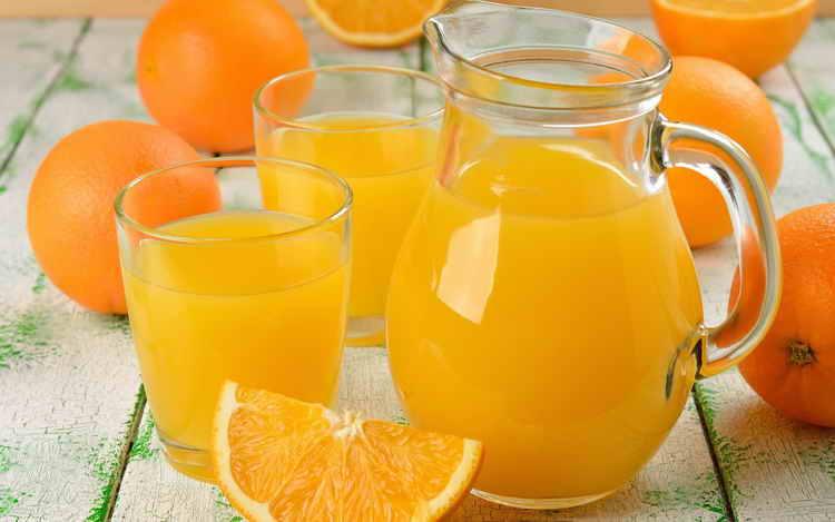 калорийность апельсина 1 шт без кожуры