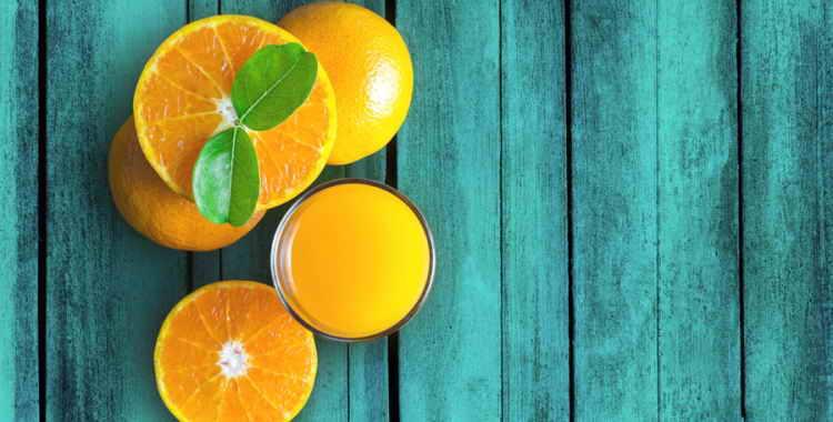 Калорийность одного апельсина без кожуры — Сайт о похудении
