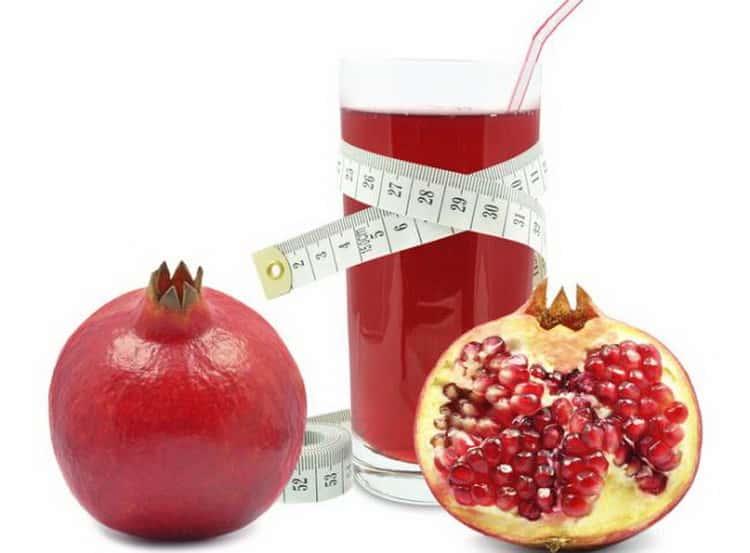 Есть ли гранатовая диета