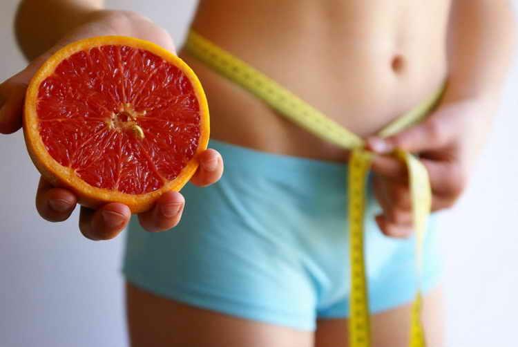 грейпфрут польза для похудения