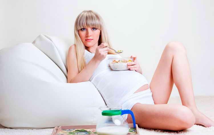 как похудеть во время беременности отзывы