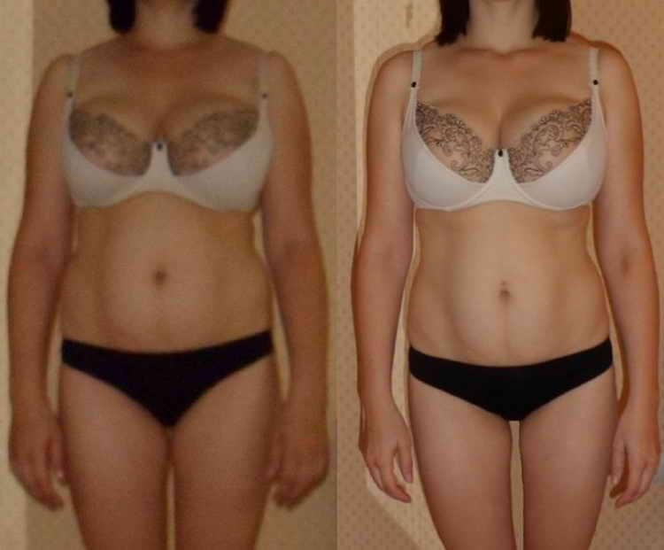 похудеть на 3 кг за 2 недели