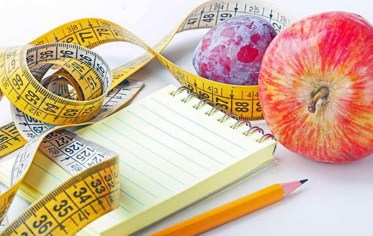 как научиться считать калории чтобы похудеть женщине
