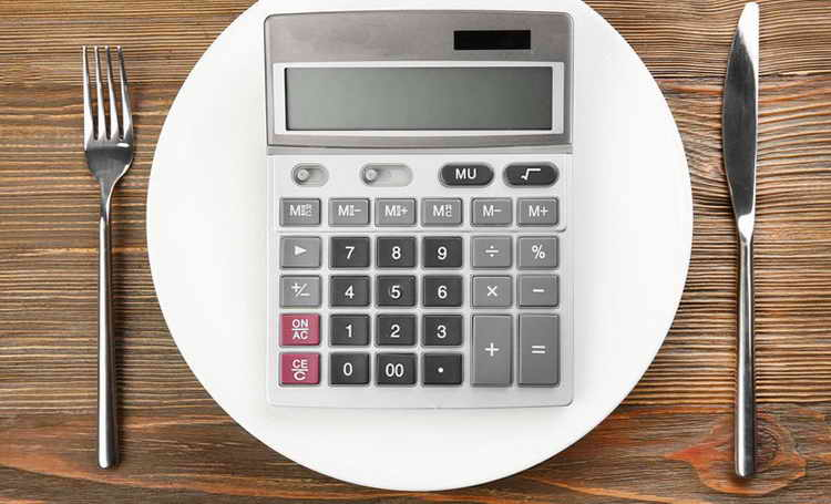 как считать калории чтобы похудеть таблица готовых