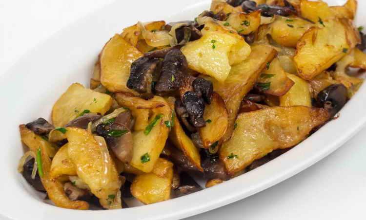 калорийность грибов маринованных