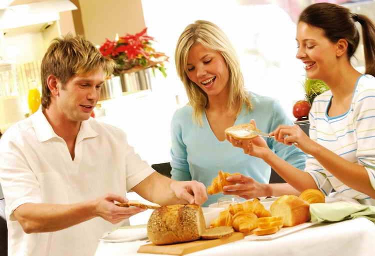 хлеб пшеничный калорийность