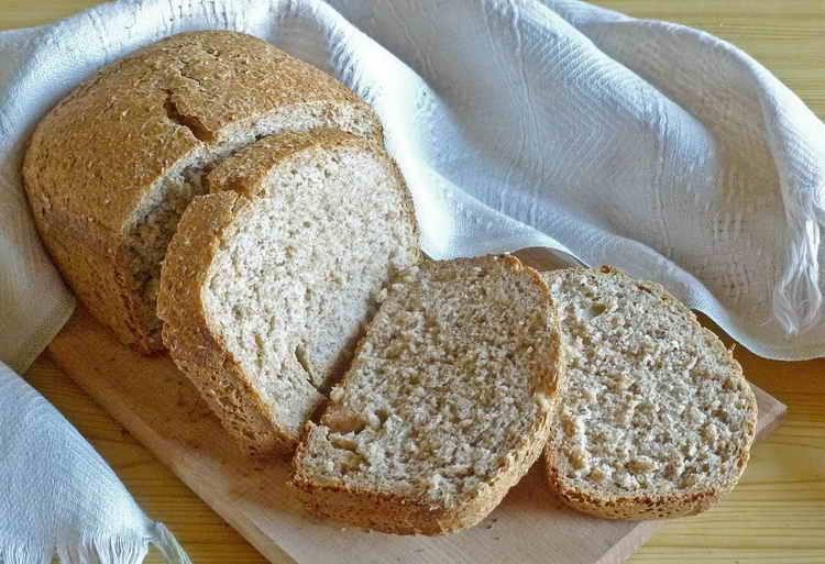 хлеб ржаной калорийность