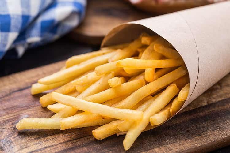 калорийность запеченного картофеля