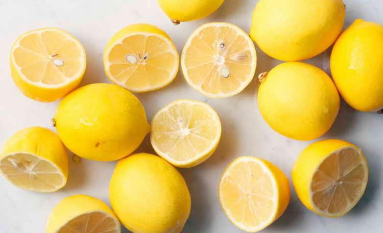 калорийность лимона с кожурой