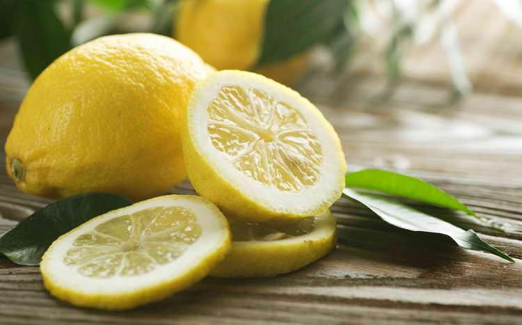 калорийность лимонов