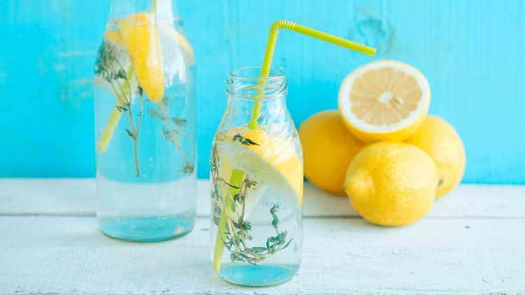 сколько в лимоне калорий