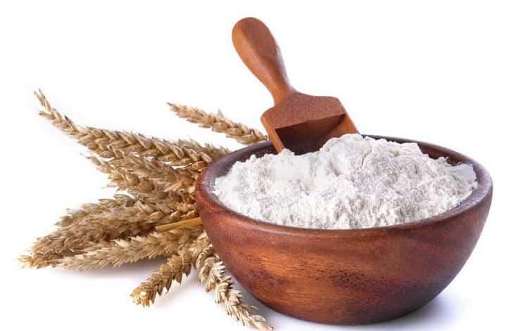 Калорийность муки: овсяной, кукурузной, рисовой, пшеничной