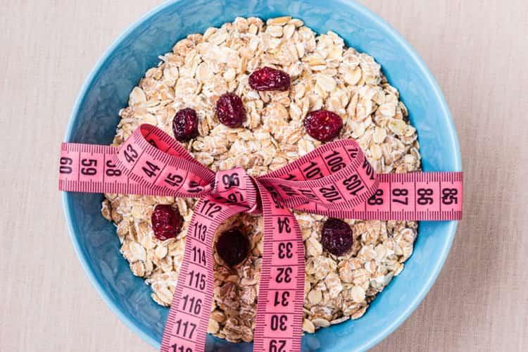 овсянка калорийность на 100 г