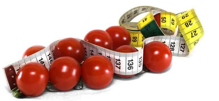помидор калорийность на 100 грамм
