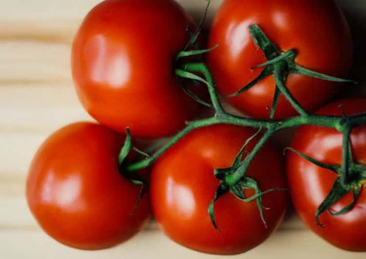 Какая калорийность помидора