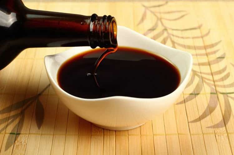 соевый соус калорийность: состав