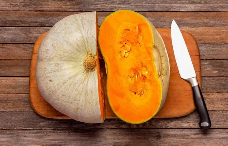 тыква: калорийность и польза