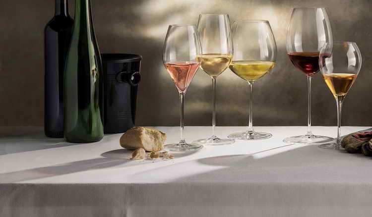 калорийность вина красного сухого