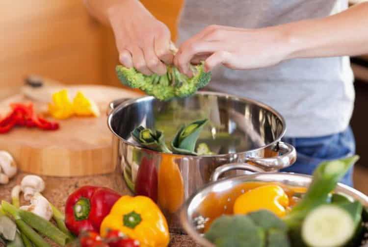 калорийность рагу из овощей