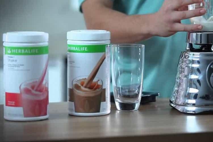 Как приготовить коктейли для похудения