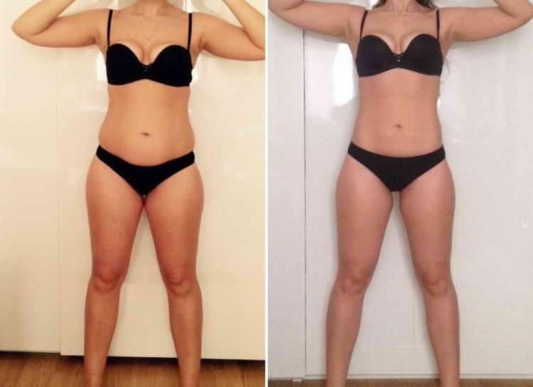 пилатес для начинающих в домашних для похудения