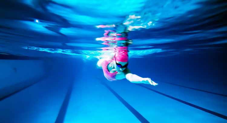 плавание для похудения отзывы результаты