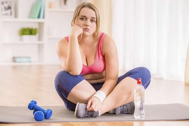 Как легко похудеть после родов