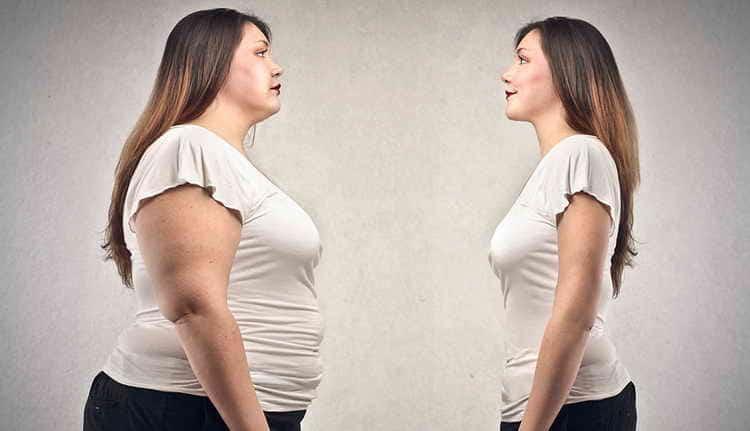 через сколько можно похудеть после родов